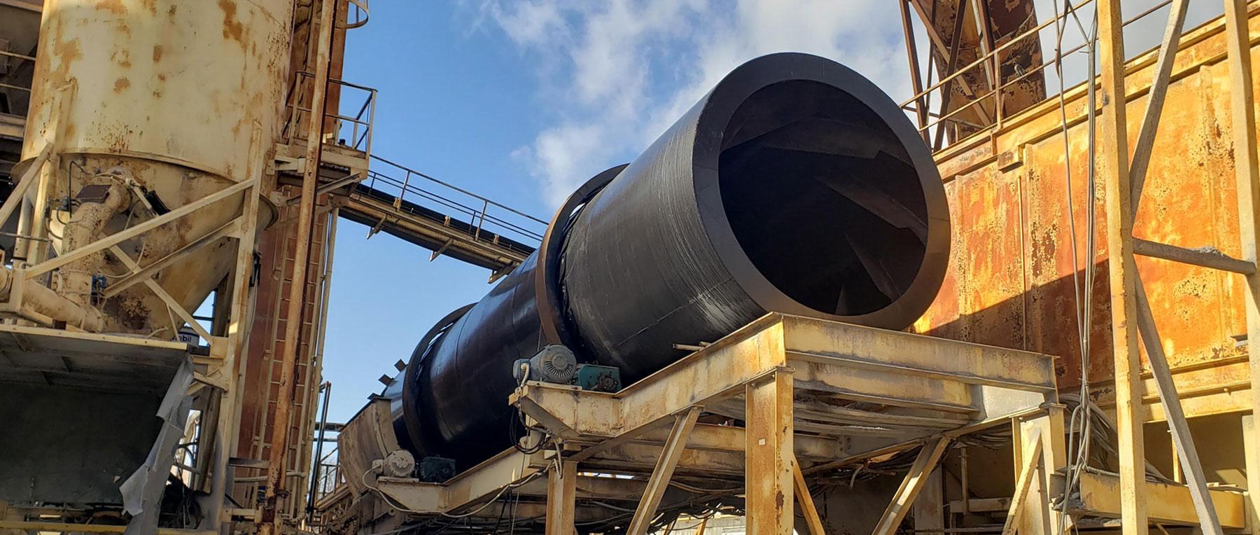 Ashpalt | Treyco Manufacturing
