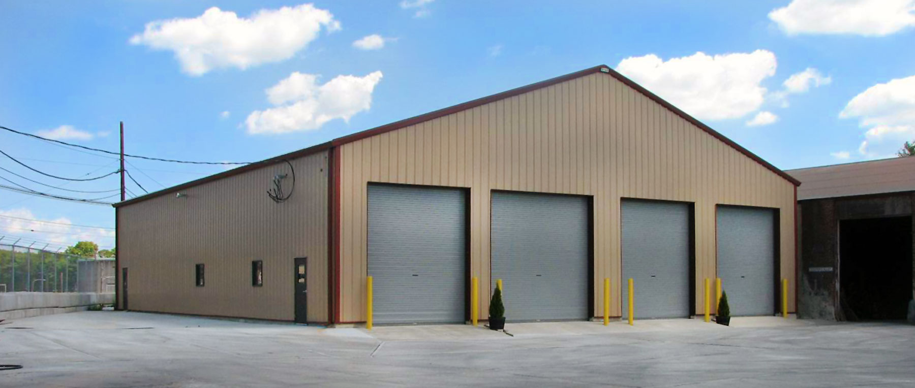 Metal Buildings | Treyco Manufacturing