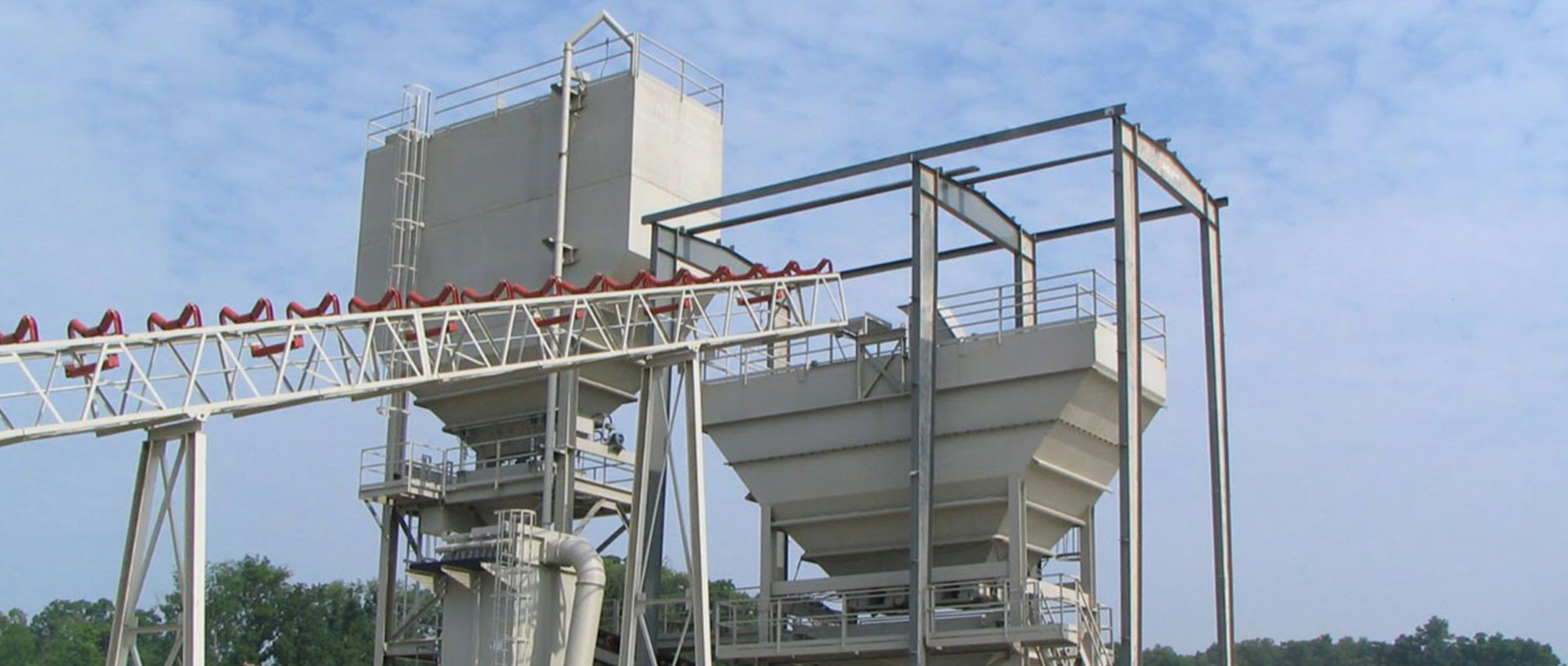 Concrete Batch Plants | Treyco Manufacturing